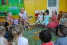 W maju wiersze J. Brzechwy przedszkolakom czytali ...