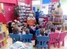 Pierwsza wizyta w bibliotece - grupa