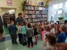 Przedszkolaki w Gminnej Bibliotece