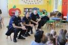 Spotkanie z policjantami w ramach akcji